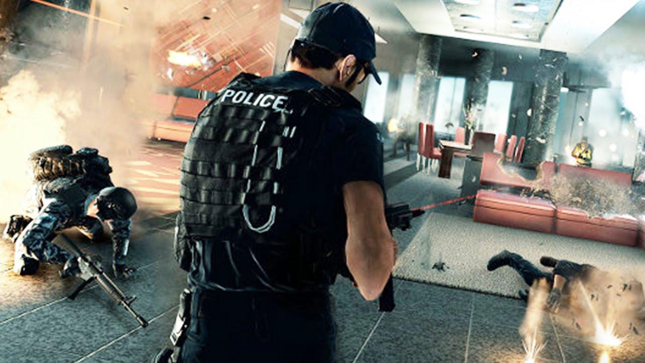WINDOW SNIPER! – Battlefield Hardline | Game Spread