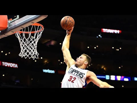 Top 10 Alley-Oops from Blake Griffin, DeAndre Jordan and Lob City | B/R Countdown