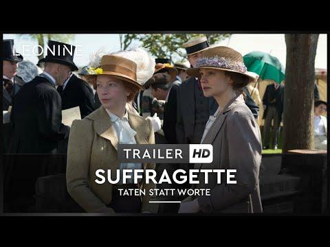 SUFFRAGETTE | Trailer | Deutsch | Offiziell