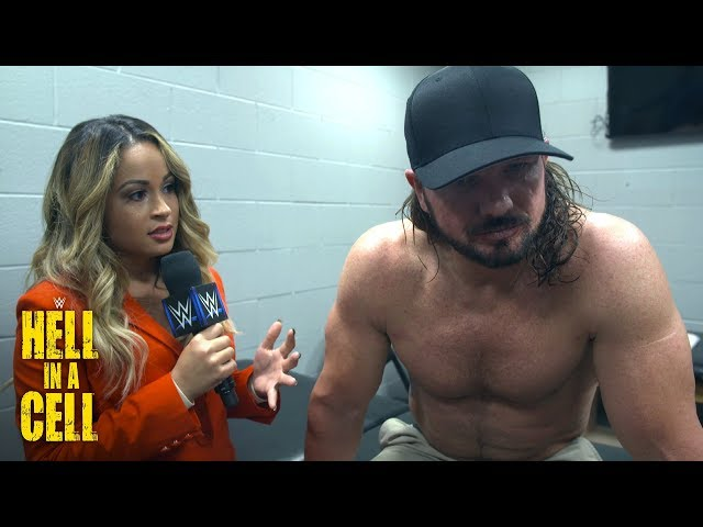 AJ Styles comments on the controversial finish to his WWE Title defense: Exclusive, Sept...