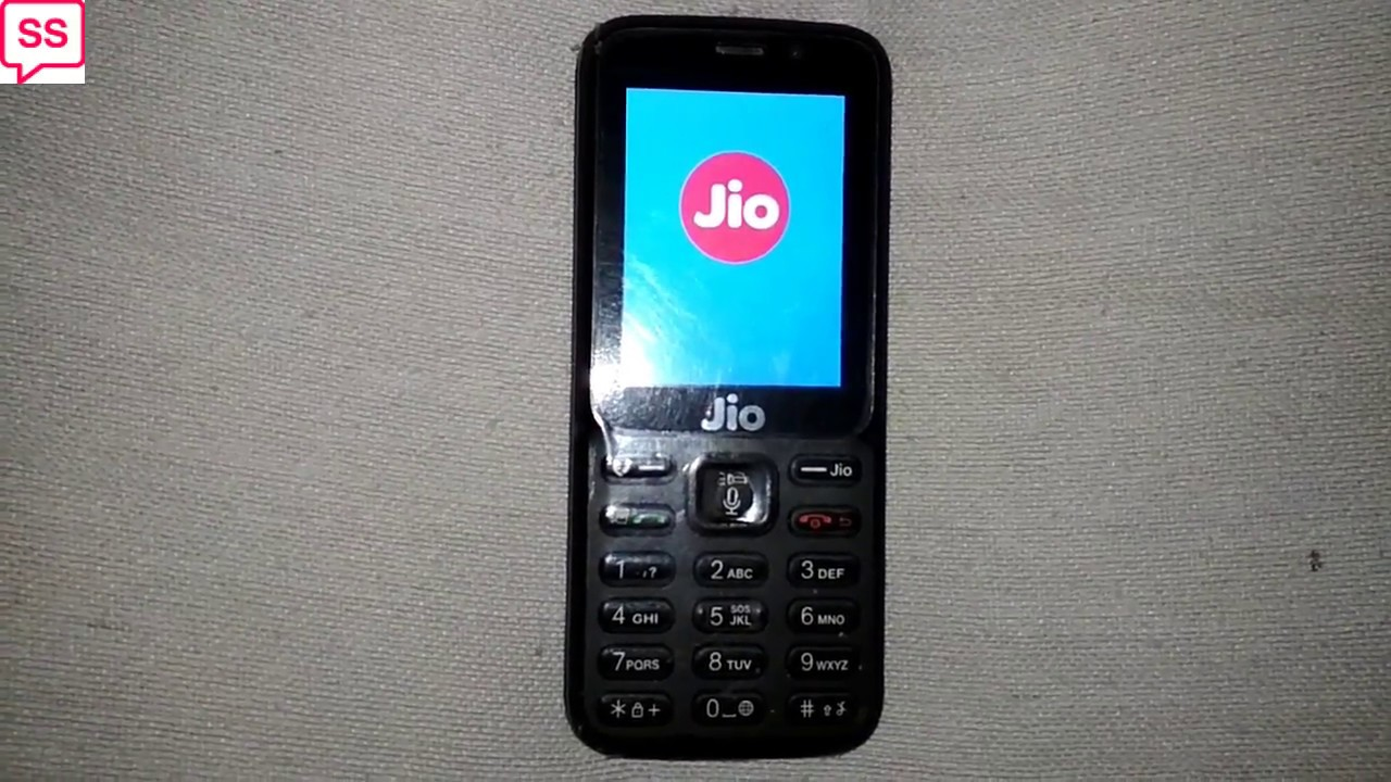 How To Unloack Jio Phone Screen Lock Youtube