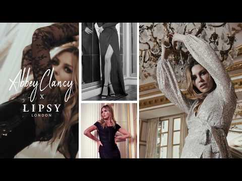 Abbey Clancy's 2019 Party Outfits | Abbey Clancy X Lipsy