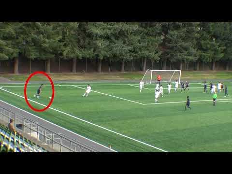 Bellevue college Men's soccer (Kyle Han)