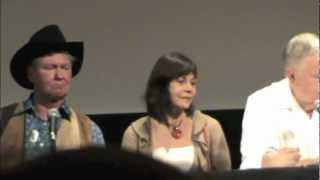 The Virginian Cast Panel Discussion (50th Anniversary) Gene Autry Museum CA 2012 Part 2