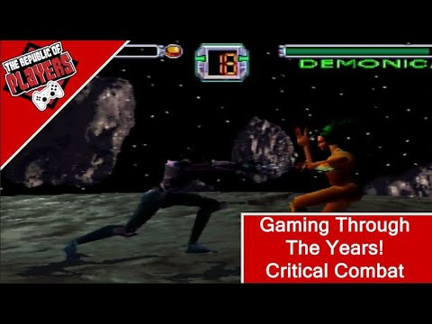 CritiCom - Gaming Through The Years! (PS1)