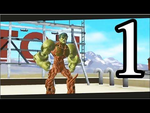 Mix+Smash Marvel Super Hero Mashers iPhone Walkthrough Part 1
