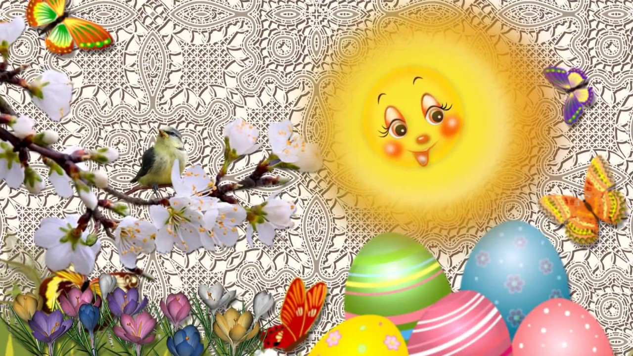 Поздравление с пасхой христос воскрес