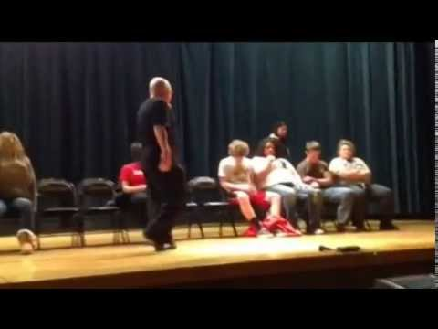 Marceline High School - Comedy Stage Hypnosis Show (Bus)