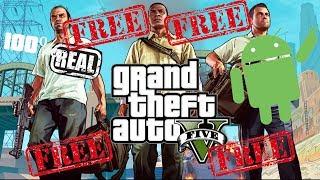 Play GTA V ON ANDRIOD
