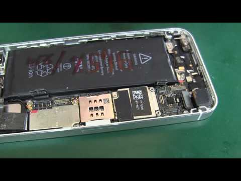 IPhone 5s потребление и замена подсветки ( Ремонт это просто)