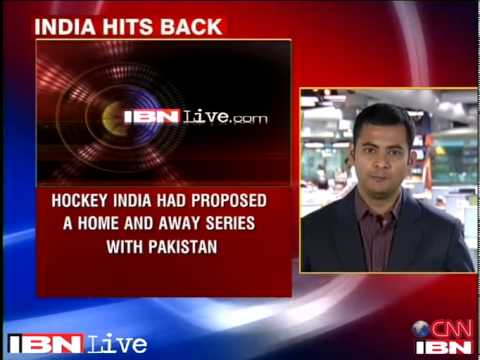 Indian government says 'No' to Indo-Pak hockey series