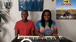 Bebe Rexha - Meant To Be ft. Florida Georgia Line (Cover by tenorbuds)