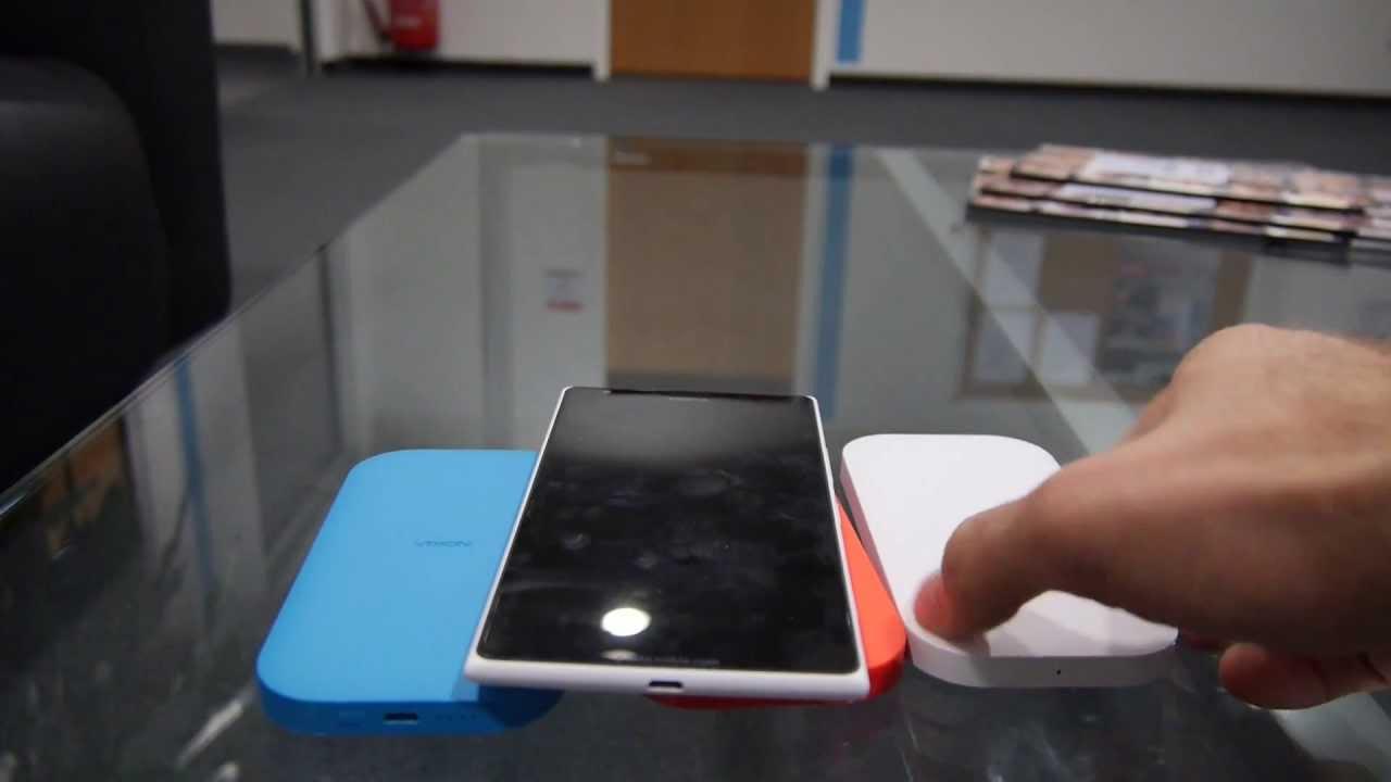 nokia dc 50 wireless charging portable akku im hands on deutsch youtube. Black Bedroom Furniture Sets. Home Design Ideas