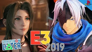 An E3 Without Sony.... | PS Now & Later Podcast (12)