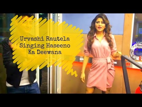 hot urvashi rautela Interview 2017