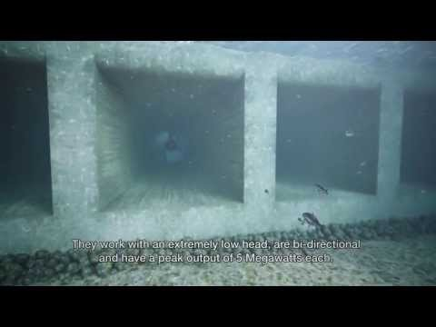 Dynamic Tidal Power (DTP) in China (Full HD)