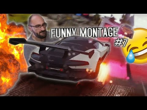 FUNNY ASPHALT 9 MONTAGE #7 (Funny Moments and Stunts)