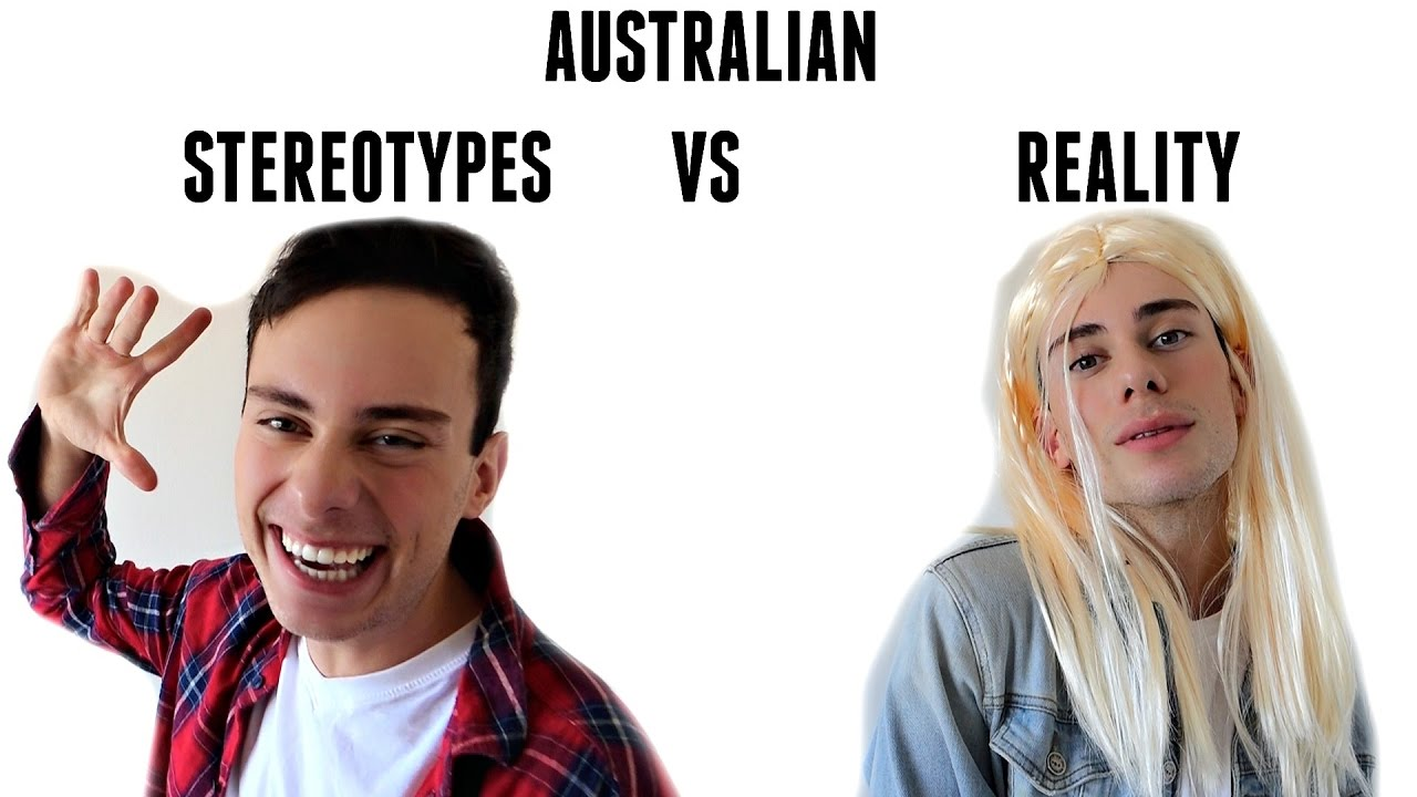 aussie stereotypes The beer-drinking, blunt-talking australian male of legend is under threat,  replaced by men more likely to drink champagne and talk fashion.