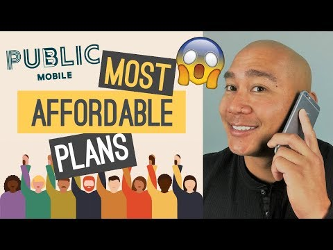 Public Mobile Review - The Most Affordable Phone Plans In Canada