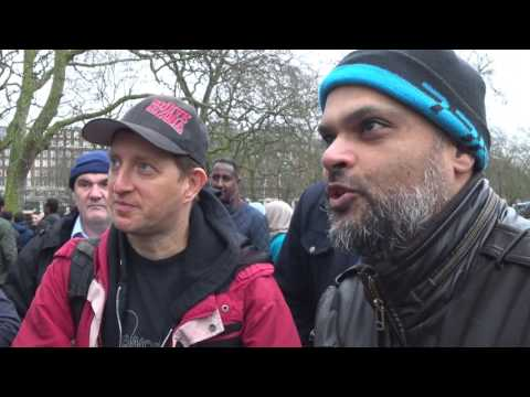 Speakers Corner - Is the earth flat or an oblate spheroid? thumbnail