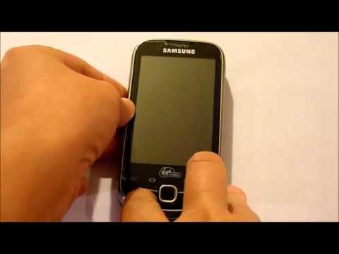 Hard Reset   Recovery Mode   Samsung Intercept