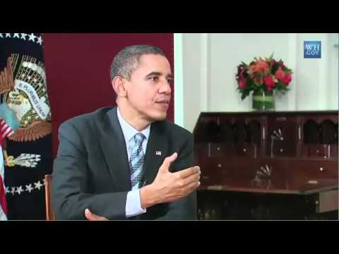 Obama on Puerto Rican Status: Congress Won