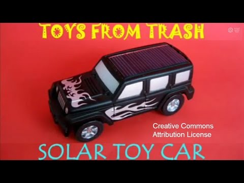 SOLAR TOY CAR | Punjabi