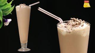 Kit-Kat Shake | Chocolate Shake | किट कैट शेक | Summer Shakes | Food Tak