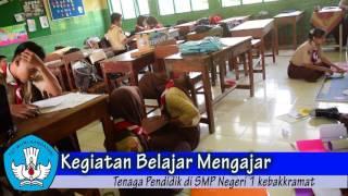 VIDEO PROFIL SMP NEGERI 1 KEBAKKRAMAT (revisi)