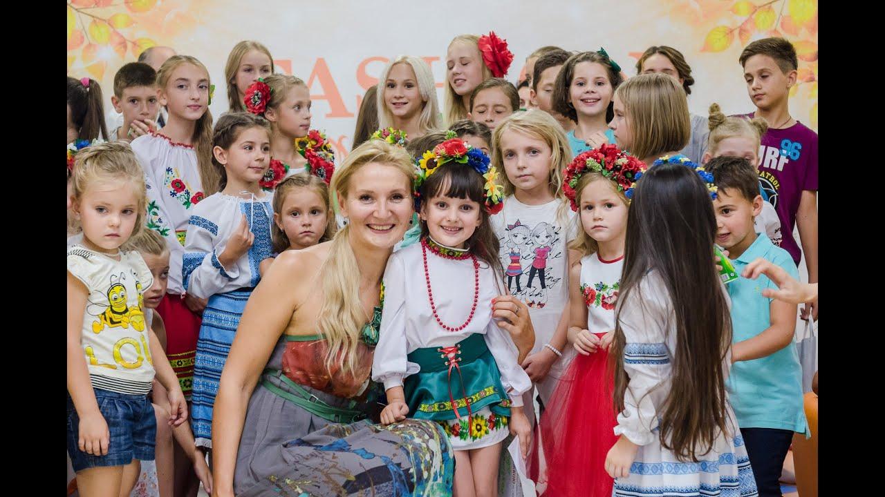 Fashion Kids Day осень 2015. Организатор Оксана Уткина и Журнал LolaKIDS -  YouTube a34875fe8d8
