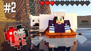 THIS WASN'T THE PLAN! - ONE LIFE MINECRAFT SMP (EP.2)