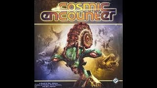 Learn to Play: Cosmic Encounter