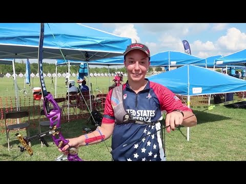 How To Flip An Arrow With Casey Kaufhold Archery Style Points
