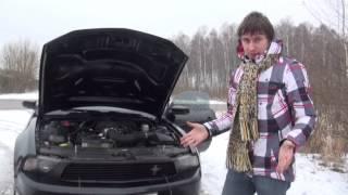 тест Обзор Форд Мустанг 2010 г