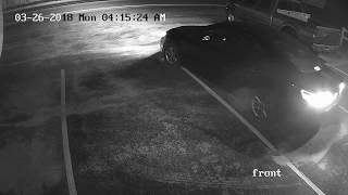 Video surveillance footage: Suspects steal truck in Sumter County