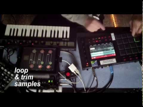 SLIPPIN' THROUGH THE BACKDOOR : MPC-Live | Dino J A  Deane