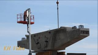 A new Automated Light Train System is under construction to the Wes...