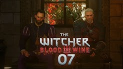 WITCHER 3; BLOOD & WINE [007] - Passierschein A38