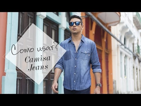 TV HQSC Como Usar Camisa Jeans