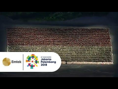 Tari Ratoh Jaroe dari Indonesia, untuk Indonesia | Opening Ceremony Asian Games 2018