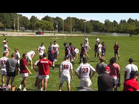 Illinois vs Indiana Part 1. 9.20.2015 BTU Rugby