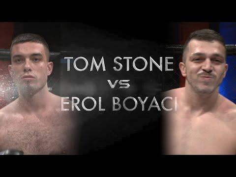 Tom Stone vs Erol Boyaci - UCMMA 61