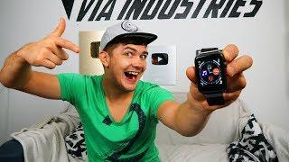 Эти умные часы лучше и дешевле Apple Watch 5