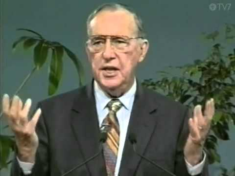 derek prince :baptism in Holy Spirit part 1
