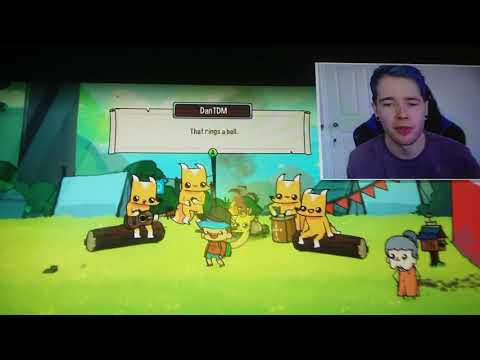 Dantdm  Im in the game!💎 The adventure pals #1 part 1