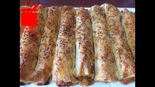 Hazır Yufkadan Patatesli Rulo Börek-Mutfak nameleri