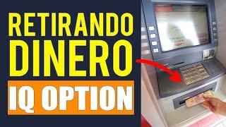 Retirando Dinero De IQ OPTION ➜ ¿Si Paga? - Opciones Binarias