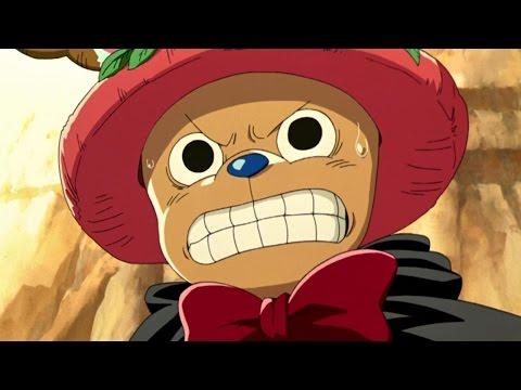 Anime Review : One Piece : Movie 3 - Chopper's Kingdom on the strange Animal Island