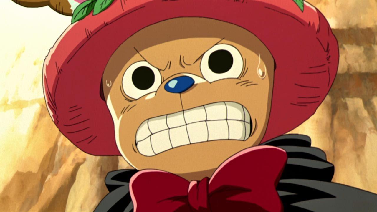 anime review one piece movie 3 choppers kingdom on