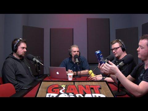 Giant Bombcast 516: God-Damn ROMs